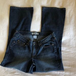YMI Jeans. Bootcut size 14. Gently gently